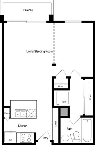 1 Bedroom, Hermosa Beach Rental in Los Angeles, CA for $2,627 - Photo 1