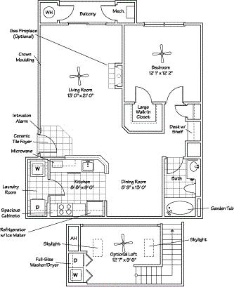 1 Bedroom, Landmark - Van Dorn Rental in Washington, DC for $1,895 - Photo 1