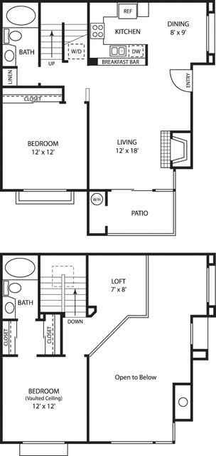 2 Bedrooms, Vista del Lago Apartments Rental in Los Angeles, CA for $3,193 - Photo 1