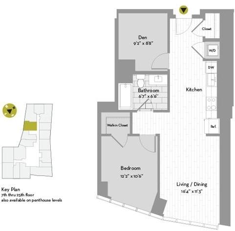 1 Bedroom, St. Marks Rental in Boston, MA for $3,558 - Photo 1
