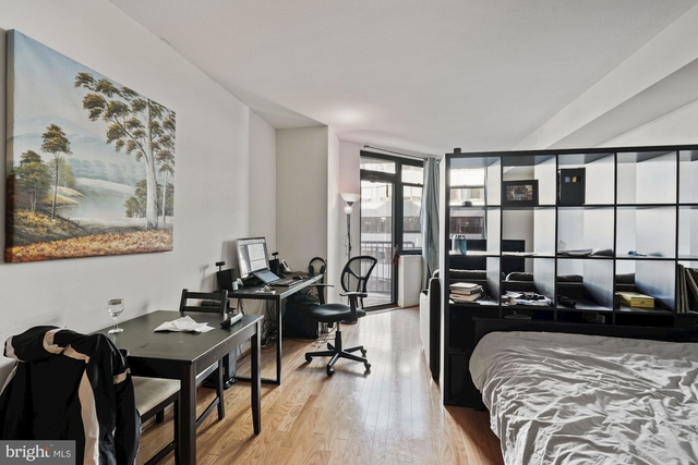 Studio, Mount Vernon Square Rental in Washington, DC for $1,650 - Photo 1