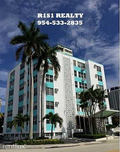 1 Bedroom, Central Beach Rental in Miami, FL for $1,500 - Photo 1