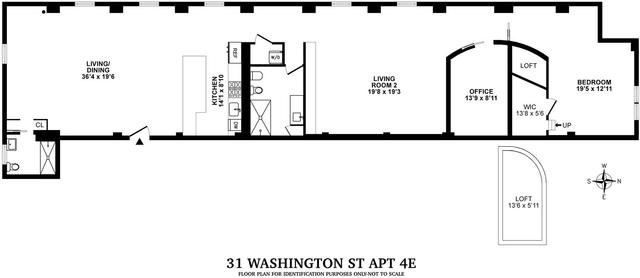 1 Bedroom, DUMBO Rental in NYC for $7,750 - Photo 1