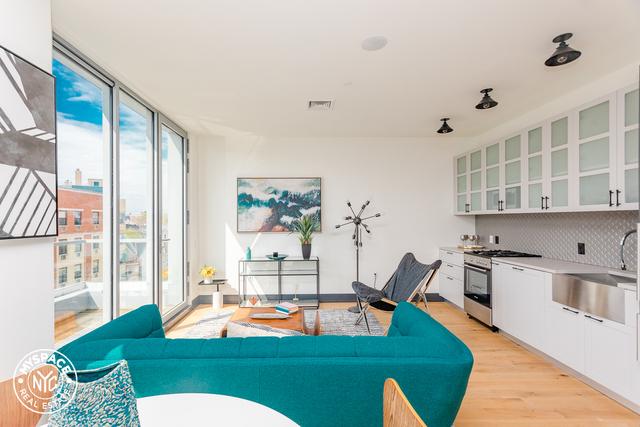 1 Bedroom, Bushwick Rental in NYC for $2,888 - Photo 1
