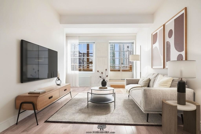 1 Bedroom, Financial District Rental in NYC for $2,519 - Photo 1