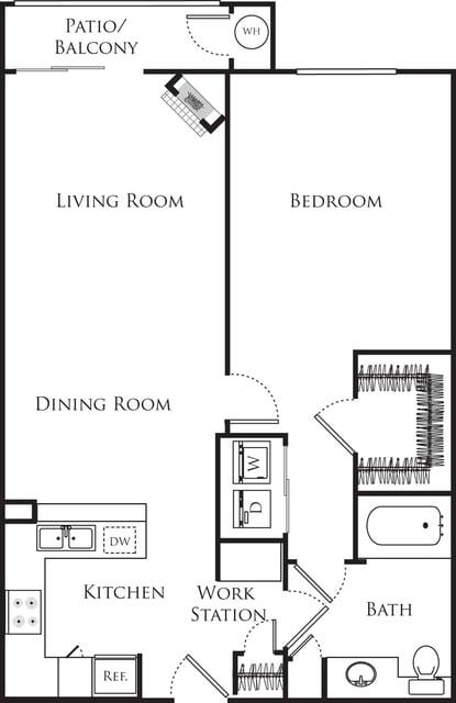 1 Bedroom, Marina del Rey Rental in Los Angeles, CA for $2,759 - Photo 1