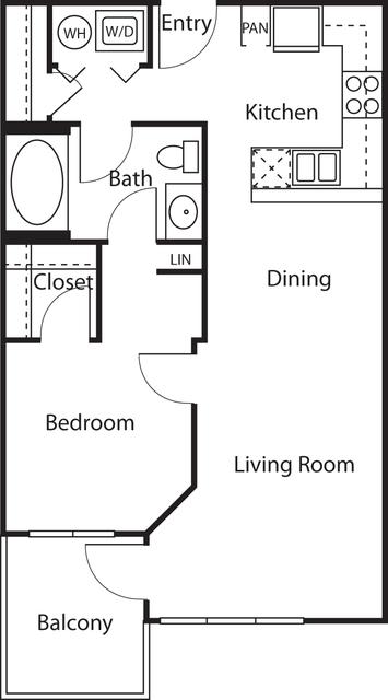 1 Bedroom, Woodland Hills-Warner Center Rental in Los Angeles, CA for $2,099 - Photo 1