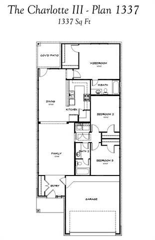 3 Bedrooms, Carol Oaks North Rental in Dallas for $1,430 - Photo 1