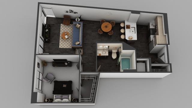 1 Bedroom, Little Tokyo Rental in Los Angeles, CA for $2,205 - Photo 1