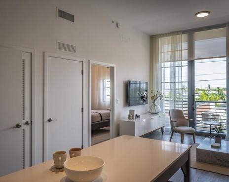 Studio, Miami Fashion District Rental in Miami, FL for $1,772 - Photo 1