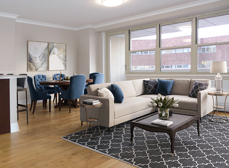 2 Bedrooms, Tribeca Rental in NYC for $4,121 - Photo 1