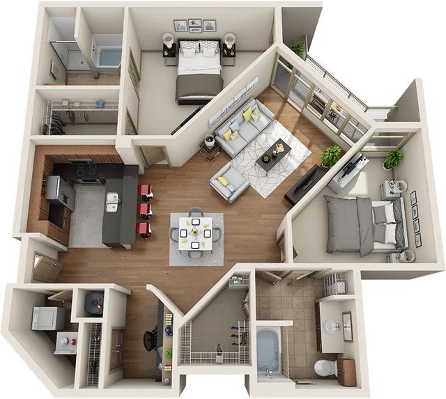 2 Bedrooms, University City Rental in Philadelphia, PA for $3,856 - Photo 1