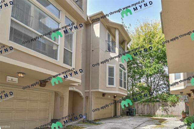 3 Bedrooms, Washington Avenue - Memorial Park Rental in Houston for $2,550 - Photo 1