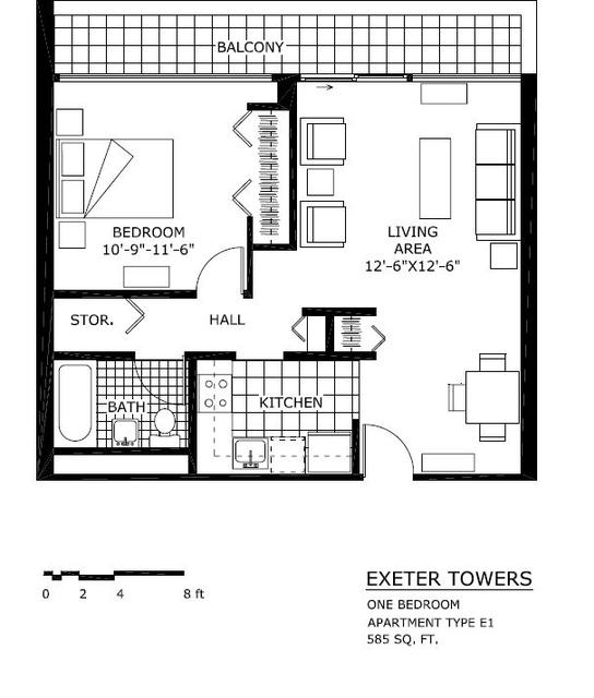 1 Bedroom, Back Bay East Rental in Boston, MA for $3,585 - Photo 1