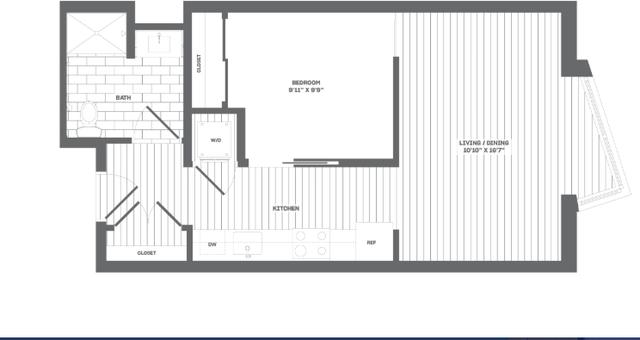 1 Bedroom, Medford Street - The Neck Rental in Boston, MA for $2,755 - Photo 1