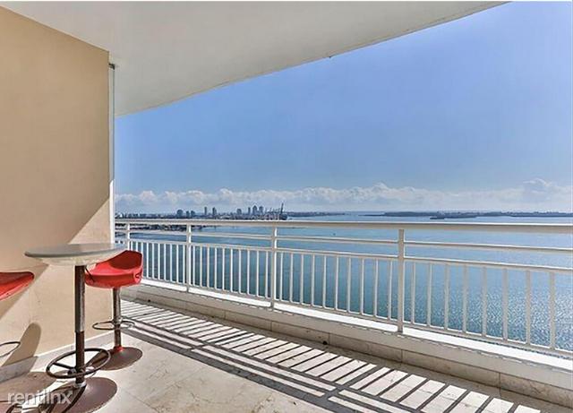 3 Bedrooms, Brickell Key Rental in Miami, FL for $6,500 - Photo 1