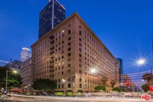 1 Bedroom, Financial District Rental in Los Angeles, CA for $3,139 - Photo 1