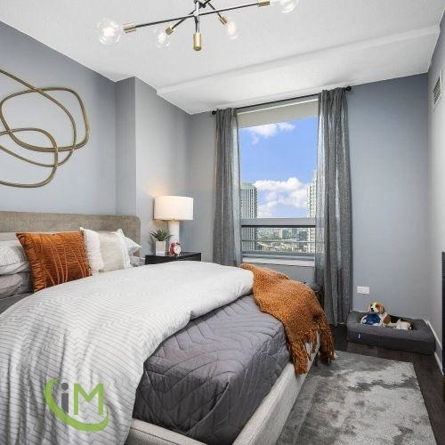2 Bedrooms, Fulton River District Rental in Chicago, IL for $4,048 - Photo 1