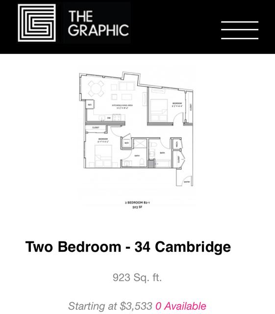 2 Bedrooms, Medford Street - The Neck Rental in Boston, MA for $2,983 - Photo 1