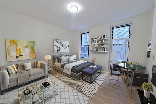 Studio, Yorkville Rental in NYC for $1,458 - Photo 1