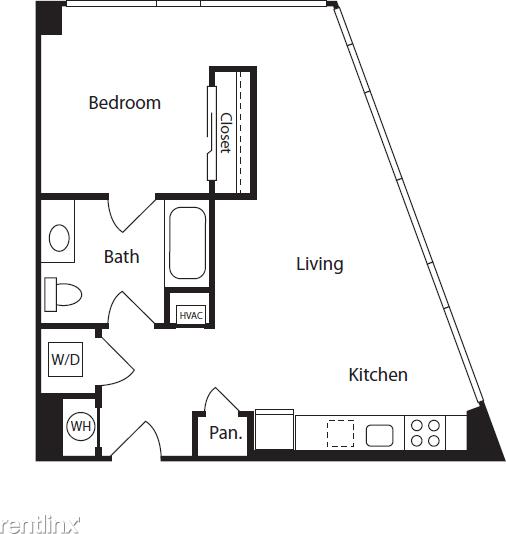 1 Bedroom, St. Elizabeth's Rental in Boston, MA for $1,833 - Photo 1