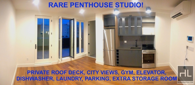 Studio, Greenpoint Rental in NYC for $2,250 - Photo 1