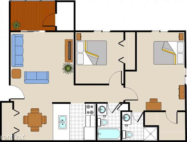 2 Bedrooms, Allegan Rental in Allegan, MI for $810 - Photo 1