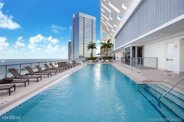 2 Bedrooms, Miami Financial District Rental in Miami, FL for $3,200 - Photo 1
