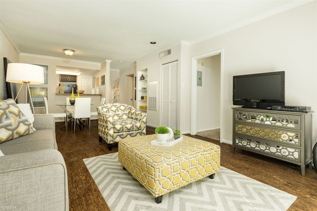 1 Bedroom, Greenway - Upper Kirby Rental in Houston for $965 - Photo 1