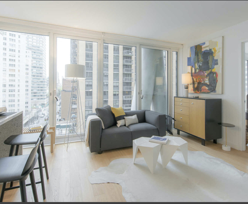 1 Bedroom, Lincoln Square Rental in NYC for $4,129 - Photo 1