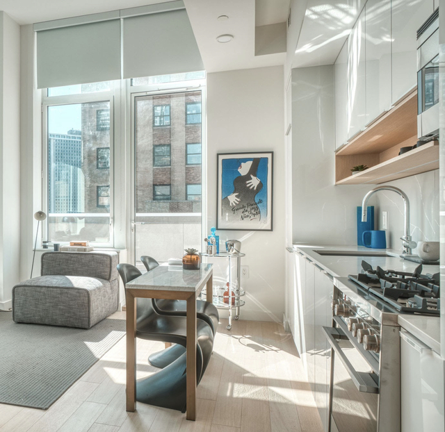 Studio, Financial District Rental in NYC for $2,440 - Photo 1