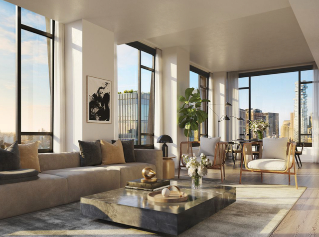 2 Bedrooms, Hudson Square Rental in NYC for $9,557 - Photo 1