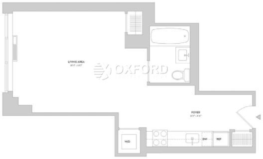 Studio, Lincoln Square Rental in NYC for $2,421 - Photo 1