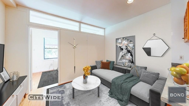 Studio, Alphabet City Rental in NYC for $2,350 - Photo 1