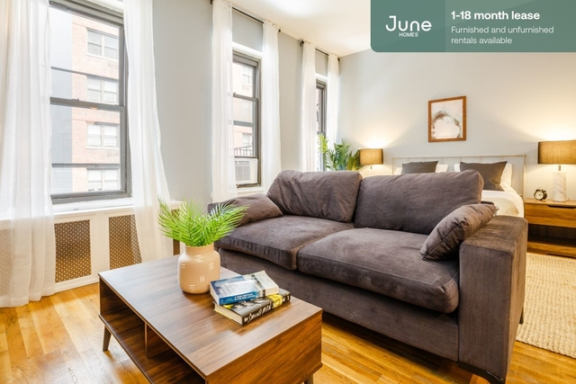Studio, Yorkville Rental in NYC for $2,625 - Photo 1