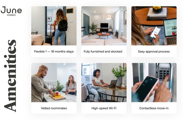 Room, Columbia Heights Rental in Washington, DC for $1,100 - Photo 1