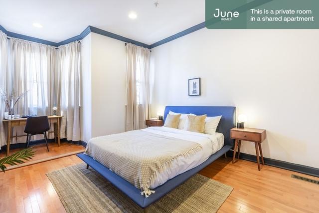Room, U Street - Cardozo Rental in Washington, DC for $1,525 - Photo 1