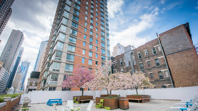 Studio, Hell's Kitchen Rental in NYC for $3,574 - Photo 1