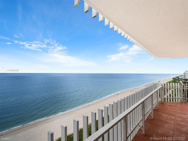 2 Bedrooms, Oceanfront Rental in Miami, FL for $3,500 - Photo 1