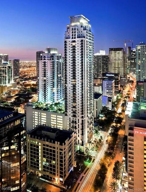 1 Bedroom, Miami Financial District Rental in Miami, FL for $1,750 - Photo 1