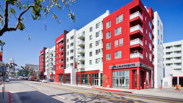 1 Bedroom, Chinatown Rental in Los Angeles, CA for $2,475 - Photo 1