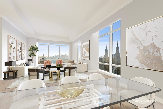 3 Bedrooms, Turtle Bay Rental in NYC for $15,000 - Photo 1