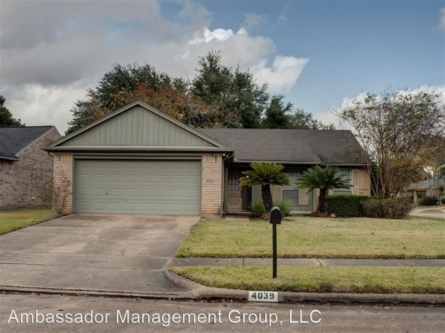3 Bedrooms, Chimneystone Rental in Houston for $1,450 - Photo 1