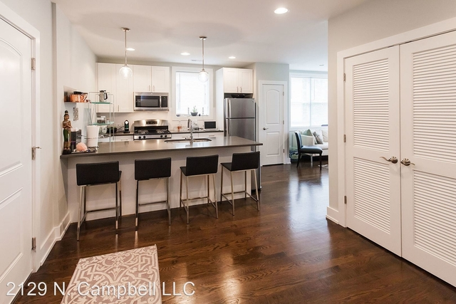 2 Bedrooms, Logan Square Rental in Chicago, IL for $2,495 - Photo 1