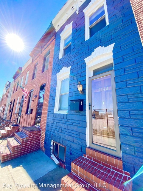 2 Bedrooms, Locust Point Rental in Baltimore, MD for $1,550 - Photo 1