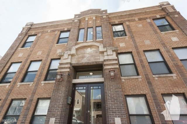 2 Bedrooms, Logan Square Rental in Chicago, IL for $1,600 - Photo 1