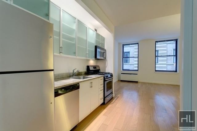 Studio, Financial District Rental in NYC for $2,370 - Photo 1