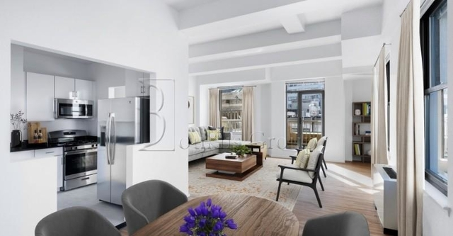 Studio, Financial District Rental in NYC for $2,110 - Photo 1