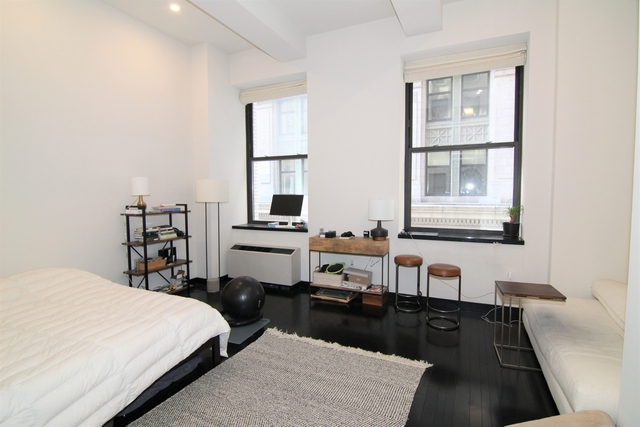 Studio, Financial District Rental in NYC for $2,600 - Photo 1