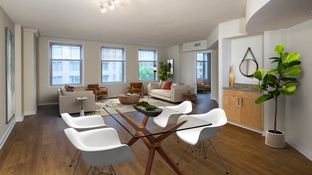 2 Bedrooms, West End Rental in Washington, DC for $5,406 - Photo 1